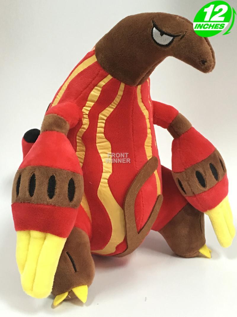 Pokemon Heatmor Plush Doll - PNPL6251 - Anime Products Wholesale ... for Heatmor Pokemon  75sfw