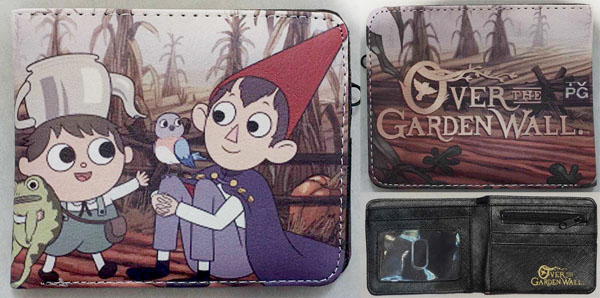 Over the Garden Wall Wallet - OTWL5177 - Anime Products