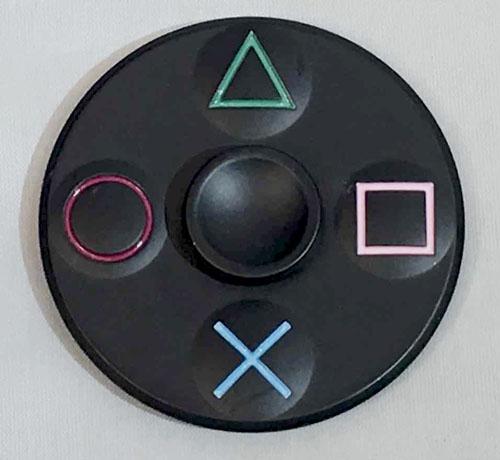 Nintendo Fidget Spinner - NIFS7498