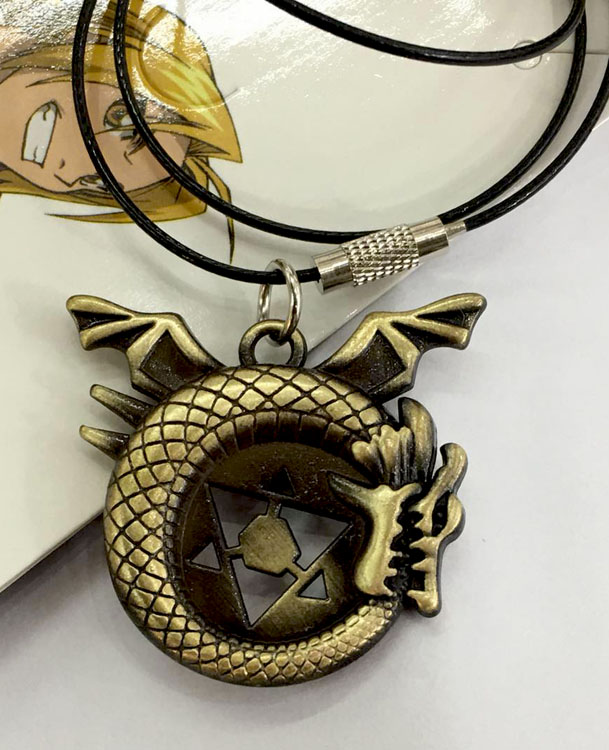 Fullmetal Alchemist Necklace - FMNL6875 - Professional ...