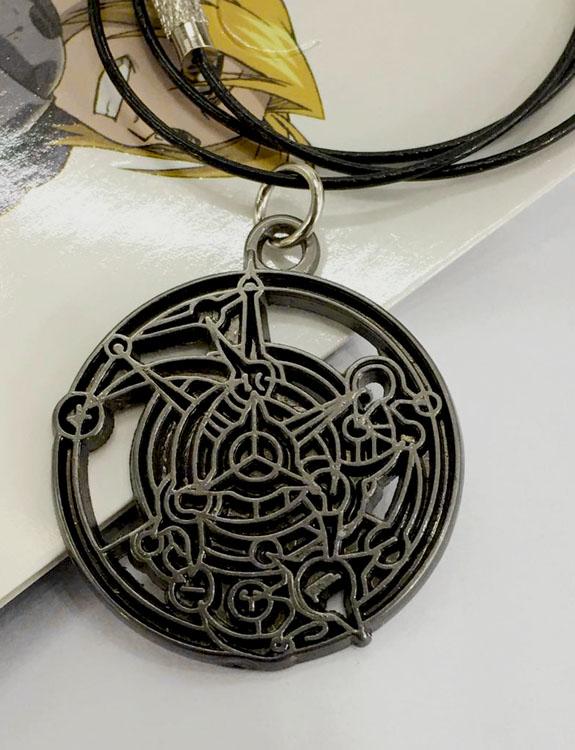 Fullmetal Alchemist Necklace - FMNL8799 - Professional ...