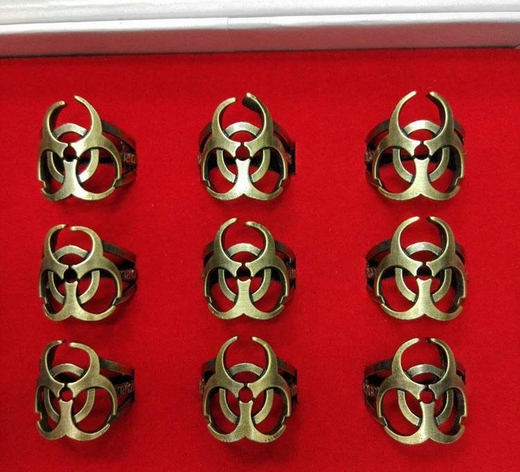Resident Evil Rings Rerg9822