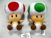 Super Mario Bros Plushes Set - MLPL2928