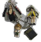 Shaman King Keychains Set - SKKY1533