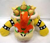 Super Mario Bros Bowser Plush - MLPL8232