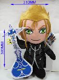 Kingdom Hearts Demyx Plush Doll (KHPL) - KHDL0003