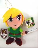 Zelda Plush Doll - ZEPL7386