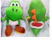 Super Mario Bros Yoshi Plush Doll - MLPL7162