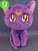 Sailor Moon Luna Cat Plush (SMPL) SAPL - CAPL0002
