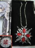Vampire Knight Watch Necklace - VKNL5358