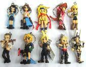 Final Fantasy Keychains - FFKY7810