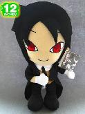 Black Butler Kuroshitsuji Sebastian Michaelis Plus - KUPL8063