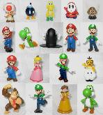 Super Mario Bros Figures - MLFG7659