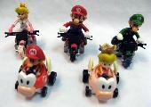 Super Mario Bros PVC Figures - MLFG2370