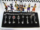 Kingdom Hearts Weapon Necklaces KHWP
