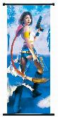 Final Fantasy Yuna Wallscroll