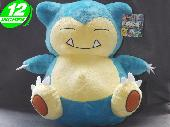 Pokemon Snorlax Plush Doll - PNPL6068