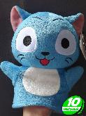 Fairy Tail Habbie Happy Hand Puppet Glove - FLHP9001