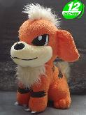 Pokemon Growlithe Plush Doll - PNPL4056