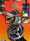 Naruto Sharingan Necklace - NANL1296
