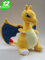 Pokemon Charizard Plush Doll - PNPL8088