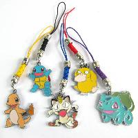 Pokemon Phone Straps