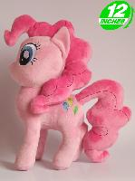 My Little Pony Ponypassions Pinkie Pie Plush Doll - POPL9001
