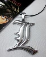 Death Note Necklace - DNNL0682