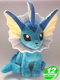 Pokemon Vaporeon Plush Doll