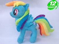 My Little Pony RAINBOW DASH Plush Doll - POPL8007