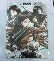 Attack On Titan Posters - ATPT0528