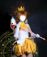 Card Captor Sakura Magic Wands Cosplay - CCWA1200