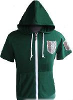 Attack On Titan Hoodies Cosplay Costume - ATCS1700