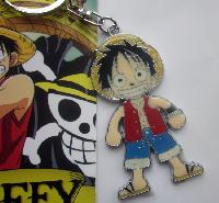 One Piece Luffy Keychain - OPKY5544