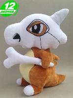Pokemon Cubone Plush Doll - PNPL8161