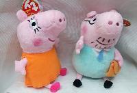 Peppa Pig Plush Doll