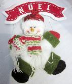 Christmas Plush Dolls - CHPL3255
