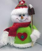 Christmas Plush Dolls - CHPL3257