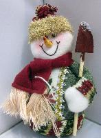 Christmas Plush Doll - CHPL3341