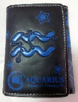 Twelve Constellations Aquarius Wallet - TCWL2454