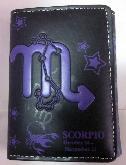 Twelve Constellations Scorpio Wallet - TCWL3545