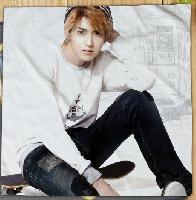 K-Pop EXO Towel - EXTO9424