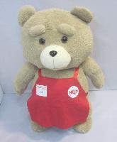 Bear Plush Doll - BEPL4227