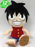 One Piece Luffy Plush - OPPL0017