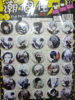 Tokyo Ghoul Pins - TGPN3241