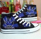 K-Pop Bigbang Shoes Cosplay - ANSH9098