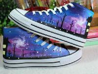 Galaxy Shoes Cosplay - ANSH9826