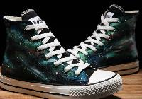 Galaxy Shoes Cosplay - ANSH9878