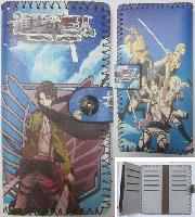 Attack On Titan Wallet - ATWL8799